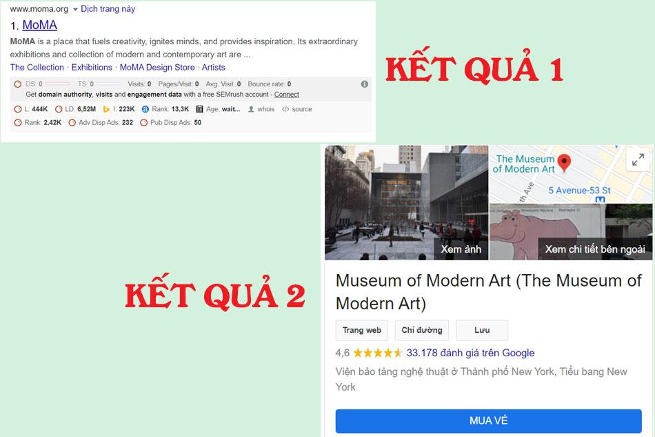 "Kết quả truy vấn ""museum of modern art"""