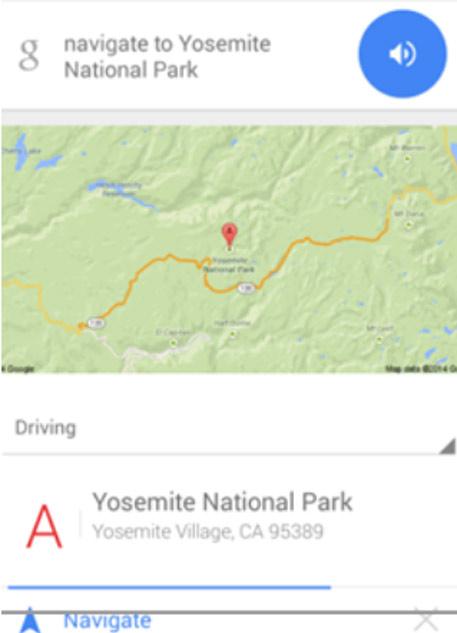 """Kết quả truy vấn """"Đường đến Công viên quốc gia Yosemite"""""""