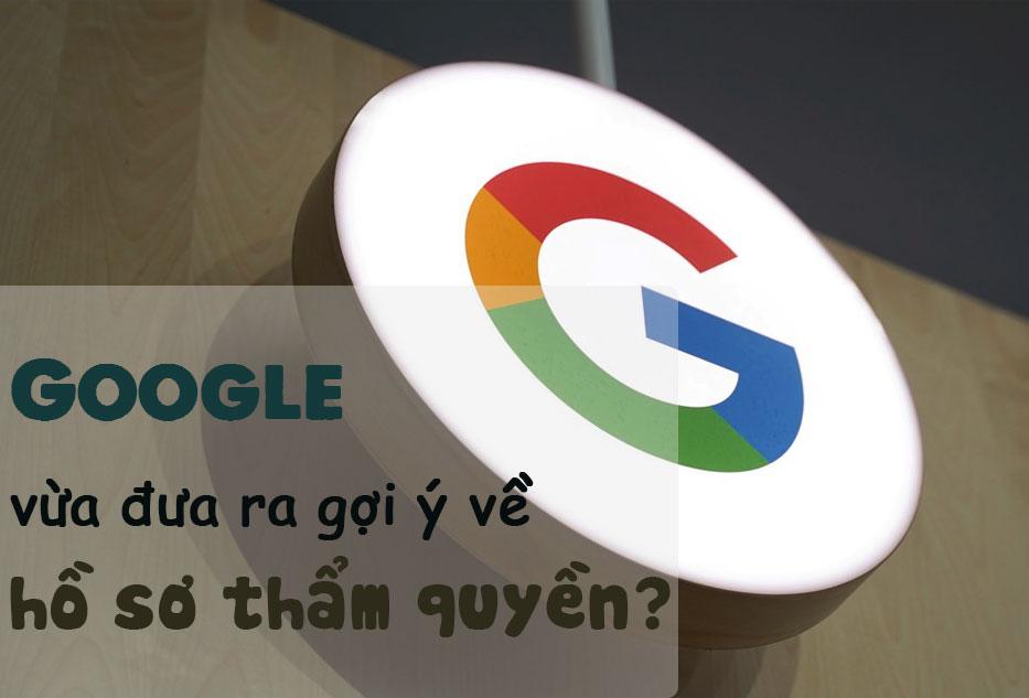 [TÌM HIỂU] Liệu có phải Google vừa đưa ra gợi ý về hồ sơ thẩm quyền?