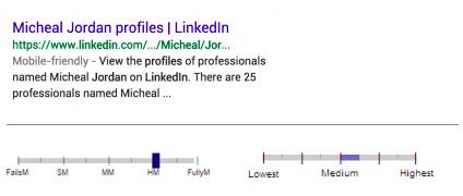 Trang LinkedIn cho Michael Jordan